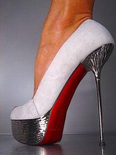 Love that heel!