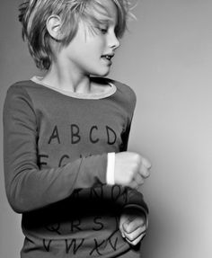 milibes ABC tee - photographer Franne Voigt