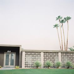 Palm Springs on Hasselblad « Jose Villa. Modern or retro?