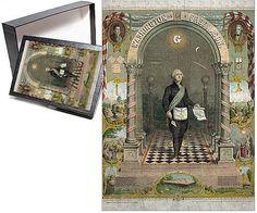 Photo Jigsaw Puzzle, Jigsaw Puzzles, Freemason, George Washington, Happy Birthday, Amazon, Prints, Happy Brithday, Amazons