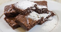 Gluten Free Brownies by Todd Leonard CEC
