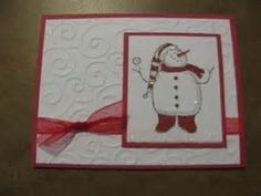Image detail for -Stampin' From Home: 70 Cards 'Til Christmas #1