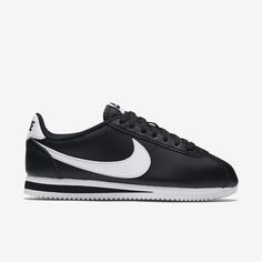 finest selection 0d7de ebaa8 These women s Classic Cortez shoes from Nike blend a premium leather upper  with lightweight cushioning for a fresh take on the historic  running-inspired ...