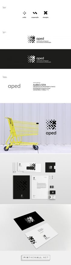 APED on Behance... - a grouped images picture - Pin Them All