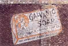 """Galvanic Soap, """"The Famous Easy Washer,"""" Wisconsin, Beloit"""