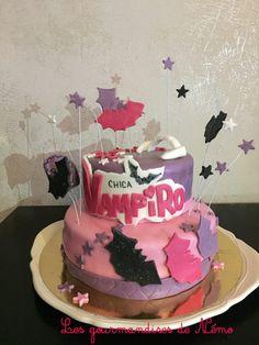 Molly Cake nature pour gâteau Chica Vampiro