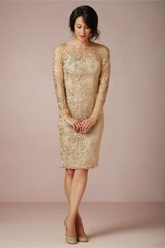 dress styles for mama of the bride