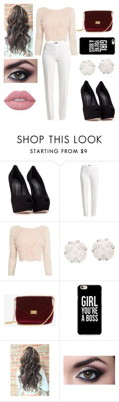 """""""i just like this so much"""" by glcot on Polyvore featuring Giuseppe Zanotti, Basler, Coast, Chanel and Lime Crime"""