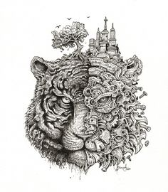 Equilibrium by Kerby Rosanes