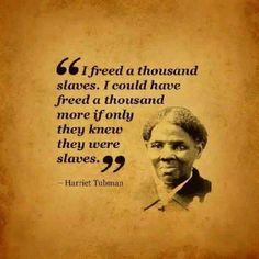 Harriet Tubman, Underground Railroads