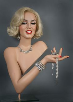 Marilyn Monroe Mannequin