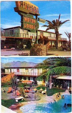Riviera Motor Lodge Tucson AZ