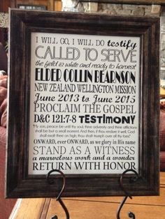 cute printable for your missionary