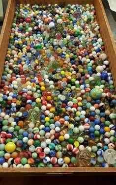 Vintage Marbles Estate Lot | eBay