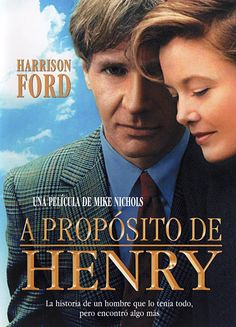 A propósito de Henry [Video(DVD)] / directed by Mike Nichols. Distribuida por Paramount Home Entertainment Spain, D.L. 2008