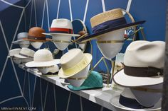 Finaest Pitti 86 1 Panizza Hat PITTI 86: EXCEPTIONAL QUALITY AND TRADITION