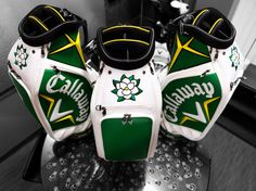 37 days and counting. What do you guys think of our limited edition '13 #Masters Staff Bags? #Golf #PlayCallaway