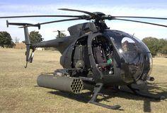 Boeing MH-6J Little Bird