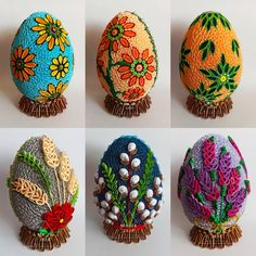 Quilling Patterns, Quilling Designs, Paper Quilling, Egg Decorating, Easter Crafts, Easter Eggs, Cardmaking, Projects To Try, Quilling