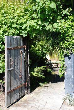 Waikuku Woodland Garden - rustic - Landscape - Other Metro - Earthwork Landscape Architects