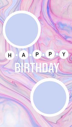 Happy Birthday Template, Happy Birthday Frame, Happy Birthday Posters, Happy Birthday Quotes For Friends, Happy Birthday Wallpaper, Happy Birthday Photos, Happy Birthday Wishes Cards, Birthday Posts, Birthday Frames