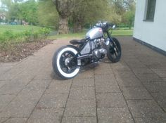 Kawasaki z550 bobber Bobbers, Motorcycle, Motorcycles, Motorbikes, Choppers