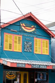Dat Dog | Sarah Becker Photography | Entouriste | A Local's Guide to New Orleans