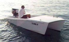 catamaran skiff - Google Search