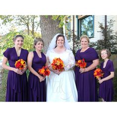 030c9625c1b  thedaintyard  purpledress  infinitydress  convertibledress  wrapdress   bridesmaiddress  bridesmaidsdress  maidofhonordress  royalpurpledress ...