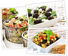 Delicious Alkaline Salad Gourmet  Discover deliciously simple yet sensational alkaline foods salads that excite your taste-buds and learn how to make more than 10 tasty & natural salad dressing recipes for you to make.
