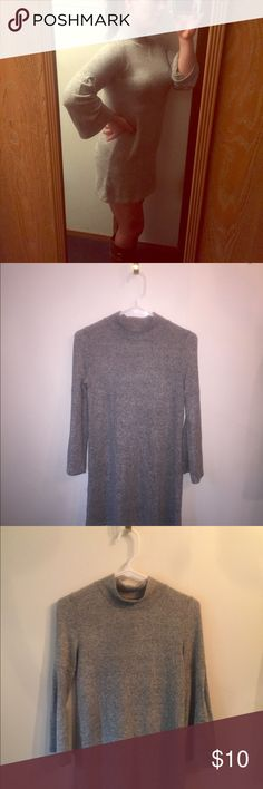 Softest sweater dress 👠👡👢💋❤️ Juniors sweater dress, must have dress for that special occasion in the cold! Very flattering. Only worn once for posh pic. Help me clear closet so I can add better things for my poshers to buy! All offers welcomed 💋😍👠👡👢 fashion makes you, unique always remember that 💋💋 NWOT Authentic American Heritage Dresses