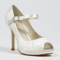 d05229ff4e5 Bijou Bridal Boutique. Designer Wedding ShoesNina ...
