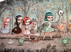 Alice in Wonderland: The Fairy Tales of Mab Graves