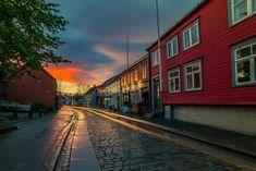 Bakklandet Trondheim by Aziz Nasuti on 500px