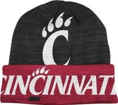 Cincinnati Bearcats, University Of Cincinnati, Cincinnati Reds, Ohio, Knitted Hats, Beanie, Adidas, Knitting, Logos