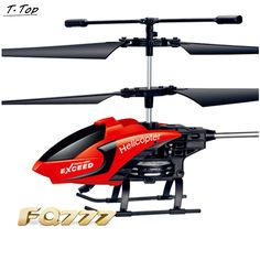 New RC Helicopter FQ777-610 3.5CH 2.4GHz Mode 2 RTF Gyro Remote Control Helicopters #Affiliate