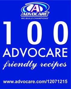 100 AdvoCare Recipes
