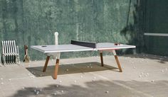 Beautiful Ping Pong table from DPAGES