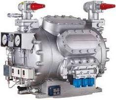 3184469 Sabroe Kit assembly oil pump CCW rotation