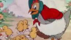 THE WISE LITTLE HEN 1934, via YouTube. Best Cartoons Ever, Cool Cartoons, Little Hen, Baby Chicks, Vintage Cartoon, Educational Technology, Disney Characters, Fictional Characters, Animation