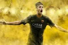 El Barça revela la tercera equipació - Mundo Deportivo. El FC #Barcelona ha donat a conèixer el disseny definitiu de la que serà la tercera equipació de l'equip durant la present temporada. #Neymar