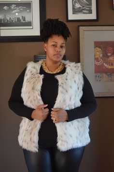 Do you watch Empire? Check out my Cookie-inspired fall outfit from ! Fall Outfits, Empire, Fur Coat, Autumn Fashion, Cookie, Walmart, Inspired, Watch, Check