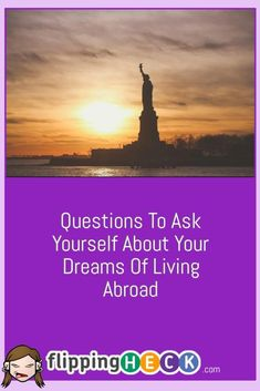 Many of us have considered moving overseas to start a new life, and some of us consider it more seriously and regularly than a lot of people. However, if you're ready to pull the trigger on the whole process, it's important to make sure that you're doing so with the right mindset and for the right reasons. As such, here are a few questions you should ask yourself before you begin the process.