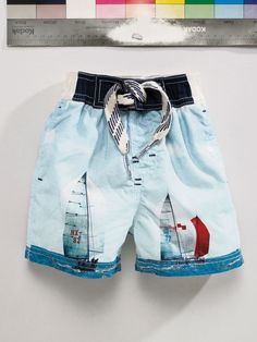 Next Photographic Boat Swim Shorts €11.00