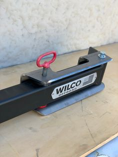 Weld on pivot bracket and tire carrier swing arm. For the do-it-yourselfers, or can be taken to your local fabricator. Hitch Bike Rack, Bicycle Rack, Jeep Jk, Trailer Plans, Car Trailer, Diy Bumper, Truck Bumper, Jeep Tire Carrier, Accessoires 4x4