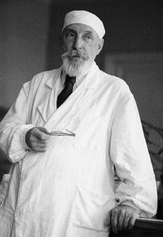 Oftalmologista Vladimir Filatov - Cura pela Natureza