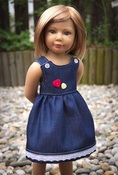 Flower Girl Dresses, Girls Dresses, Baby Girl Christmas Dresses, Lifelike Dolls, Ag Doll Clothes, Cat Doll, American Girl Clothes, Barbie Dress, Kids Wear