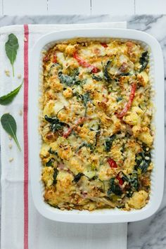 Pink Patisserie: Turkey Breakfast Strata