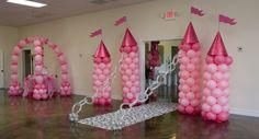 kids birthday party balloon themes