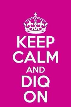 Fellow MAry Kay girls know what this is all about YES YES! April 8th I'm DIQ bound!